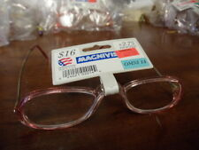 New magnivision OMNI 14 diopter +2.75 reading glasses ladies LOW CUT 1/2 GLASS