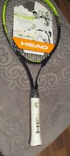 Nwt Head Tour Pro Adult Aluminum Tennis Racquet 110 Super Oversize Head