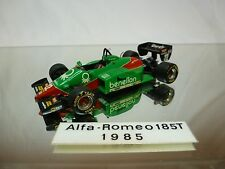 TAMEO - ALFA ROMEO 185 T  KIT (built) - R.PATRESE  F1 1:43 - NICE CONDITION