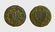 s529_90)  Swiss Cantons   TICINO 3 Soldi 1813