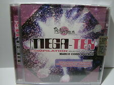 MEGA-TEK COMPILATION NEW NUOVO SIGILLATO SEALED CD-8019991480397