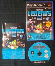 TAITO LEGENDS 2 - PAL FR shoot them up schmup PS2 PLAYSTATION jeu FRA