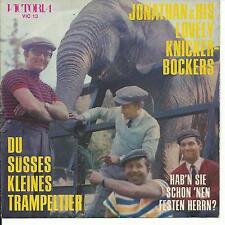 7'Jonathan & his Lovely Knickerbockers  Du süßes kleines Trampeltier  VICTORIA