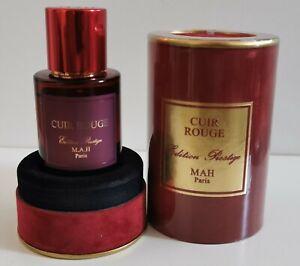 CUIR ROUGE,Collection privée de MAH ,50ML, senteur baccarat rouge