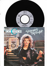 "7"" C.C. Catch - Strangers by Night ---------"