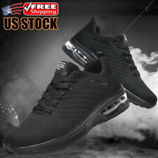 Men's Air Cushion Shoes Running Athletic Casual Walking Tennis Sneakers Outdoor