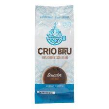Crio Bru Light Roast Ground Cocoa Beans, Ecuador
