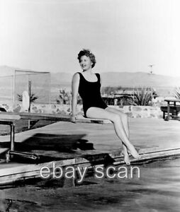 BARBARA STANWYCK LEGGY CHEESECAKE  8X10 PHOTO TH-1