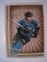 2005-06 Upper Deck Parkhurst ROOKIES cards - You Pick From The List