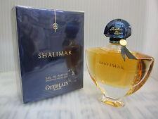 SHALIMAR GUERLAIN 3.0 FL oz / 90 ML Eau De Parfum Natural Spray In Sealed Box