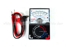 YX-360TR es Analogue Meter Multimeter Multitester Fuse Diode Protection DC & AC