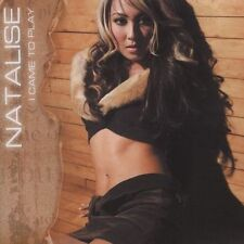 CD • Natalise • I Came to Play •like new