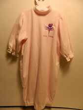 Pink Violet February Doll gown with Hat New with Tags