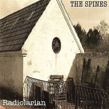 `Spines, The`-Radiolarian  CD NEW