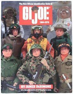 "GI JOE VINTAGE ID GUIDE BOOK 1964, 1965, 1966, 1967, 1968, 1969, 1970, 1971, 12"""