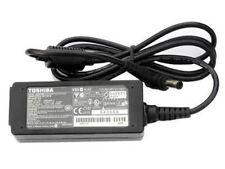 Power supply ORIGINAL TOSHIBA NB200-10L NB200-10Z 30W GENUINE ORIGINAL