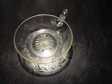 Small Antique Candy Nut Dish
