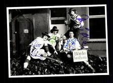 Börde Brothers Autogrammkarte Original Signiert ## BC 64041