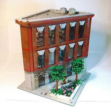 LEGO Custom Modular Building - City Bank !EXCLUSIVE! - ONLY PDF INSTRUCTIONS!