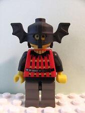 LEGO @@ Minifig cas022a @@ Fright Knights - Bat Lord 2539 2540 2848 6031 9376