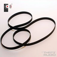 Fits SHARP - Replacement Turntable Belt for RP11 /111 /1122 /113 /114