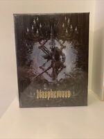 Blasphemous Collector's Edition Playstation 4 PS4 NEW Limited Run Games RARE OOP