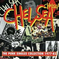 Chelsea - Punk Singles Collection 1977-82 [New CD]