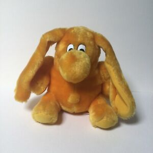 "Kodak Kolorkins ""Snap"" Yellow 10"" Plush Promotional Toy, 1990s?"