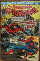 Amazing Spider-man #147, GD/VG 3.0, Tarantula, Marvel Value Stamp (See Note)