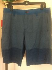 NWT O'NEILL HYBRID RILEY DOUBLE STRIPE STRETCH BOARDSHORTS CASUAL SZ 34