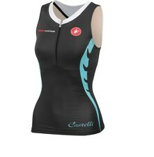 CASTELLI BODY PAINT TRI SINGLET NWT WOMENS SMALL  $ 99