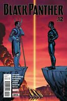 Black Panther #12 MARVEL COMICS Cover A 1ST PRINT COATES