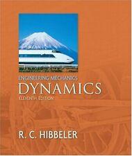Engineering Mechanics - Dynamics by Hibbeler, Russell C. Hardback Book The Fast