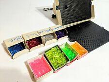 Vintage Hasbro Lite-Brite With Original Box and Pegs Model 5455
