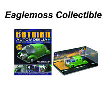 Eaglemoss Batman Joker Automobilia BM0017 JokerMobile Vehicle #37 with Magazine