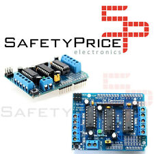 L293D Motor Drive Shield Expansion Board Arduino UNO Mega Controlador Servo