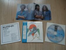 Eagles On the border mini LP Japan CD papersleeve with OBI WPCR-11934 - 2005