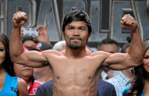 Manny Pacquiao Boxing Career Collection DVD