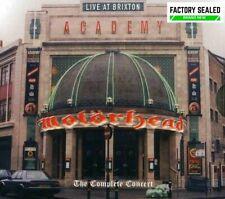 Motorhead – Live At Brixton Academy -  25th Anniversary 2 x CD  - NEW