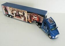 KENWORTH T Series Blue Diecast 1/66 Truck Trailer Ned Kelly Custom Graphics