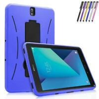 "For Galaxy Tab S3 9.7""/S2 9.7 Case Cover Heavy Duty hybrid Protection Stand Case"