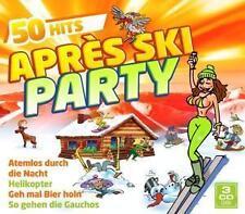 Apres Ski Party - 50 Hits (inkl. Atemlos durch die Nacht, Helikopter, Geh m - CD