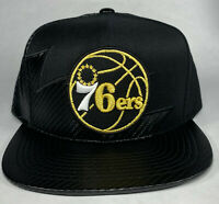 Mitchell and Ness Philadelphia 76ers Shark Tooth Snapback Hat, Cap, New