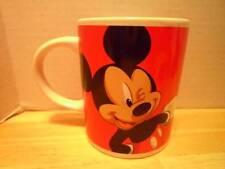 Disney Mickey Mouse Coffee Cup Mug Florida Minnie Donald Goofy Pluto Daisy Gang