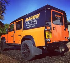 Land Rover Defender Puma 2.4 TDCI  performance REMAP (EGR + Speed Limit Removed)