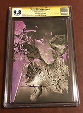 THE POWER OF THE DARK CRYSTAL #2✳VIRGIN VARIANT✳CGC SS 9.8✳SIGNED BY JAE LEE✳
