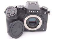 Panasonic LUMIX G7 G7K 16.0MP Digital SLR Camera - Black (Body Only)