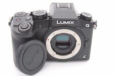 Panasonic LUMIX G7 16.0MP Digital SLR Camera - Black (Body Only)