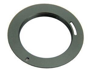M42 Screw Mount Lens Adapter M42 Lens to Fit Pentax K Bayonet Body Camera Photo