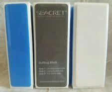 SEACRET 4-Way Buffing Block Nail File *QTY 1* NEW * Buffer AMAZING PRODUCT